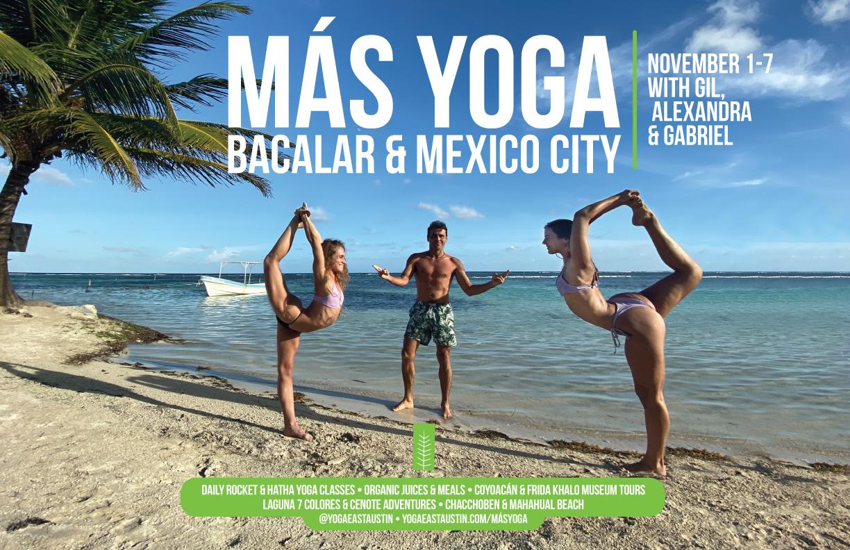 Mas Yoga Retreats Yoga Retreats In Mexico S Unique Pueblos Magicos